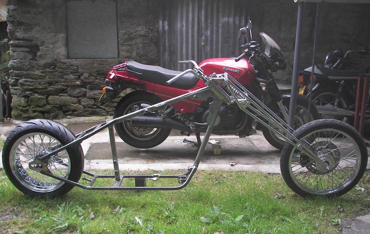 What is a Brat Style Motorcycle Our Definition  BikeBound
