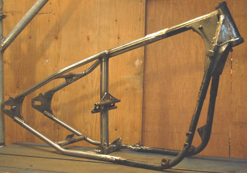 how to build a chopper frame pdf